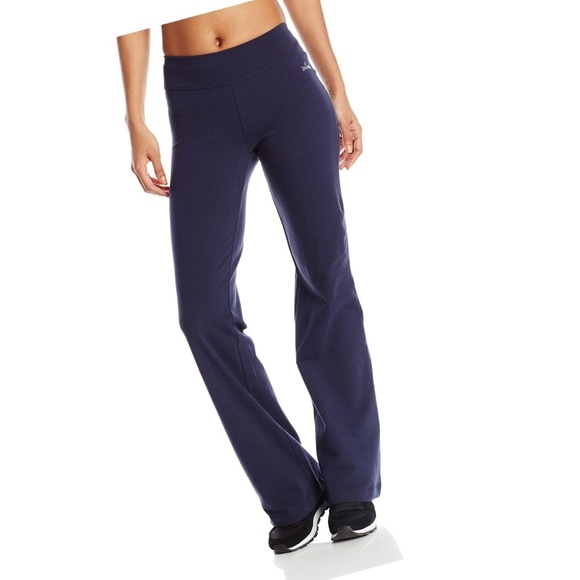 Spalding Women/'s Bootleg Yoga Pant